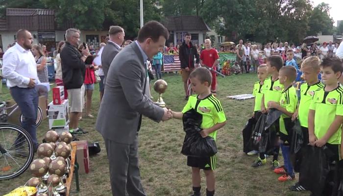 Finał Turnieju Piłkarskiego Ogrody 2016