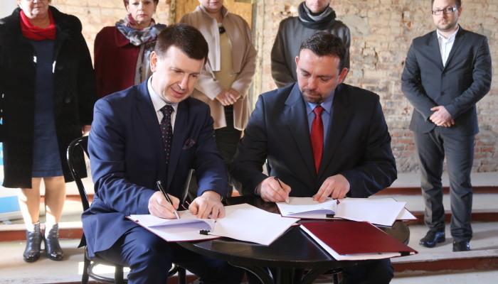 Umowa na modernizację browaru podpisana
