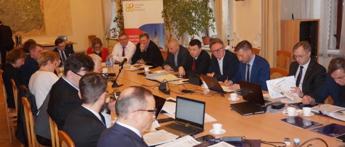 Posiedzenie Zarządu Związku Miast Polskich