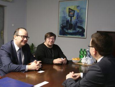 Spotkania z Rzecznikiem Praw Obywatelskich