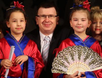 Przedszkolny talent show