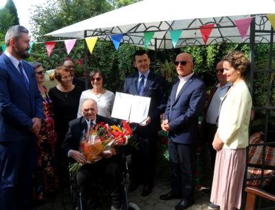 100-letnie urodziny w jubileuszowym roku 100-lecia odzyskania niepodległości