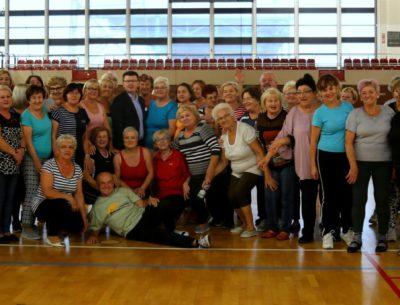 """Ostrowieccy seniorzy lubią tańczyć. Prezydent zaprasza do udziału w kampanii """"Aktywny Senior 2018"""""""