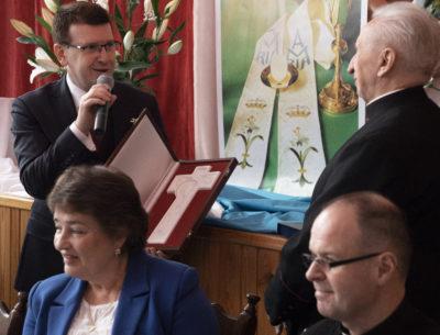 60 – lecie święceń kapłańskich ks. prałata Tadeusza Lutkowskiego
