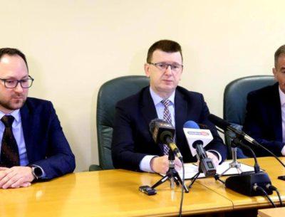 Piotr Dasios i Dominik Smoliński wiceprezydentami Ostrowca Świętokrzyskiego