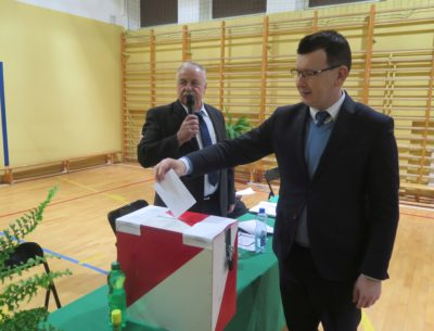 Trwają wybory w radach osiedlowych