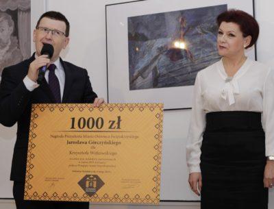 Nagroda dla ostrowieckiego twórcy