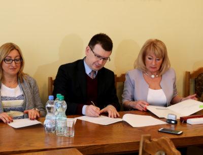Studenci WSBiP na praktykach w Urzędzie Miasta i Straży Miejskiej