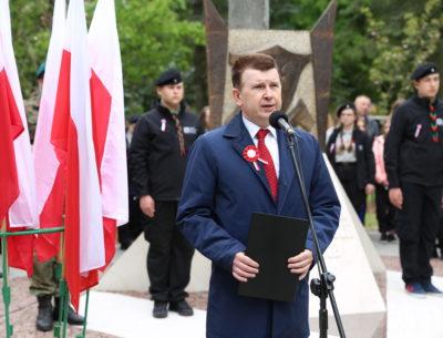 Historyczne obchody święta Konstytucji 3 Maja