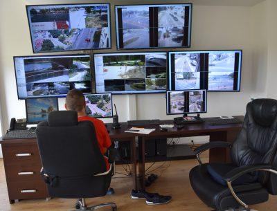 Nowoczesne centrum monitoringu. Będą kolejne kamery