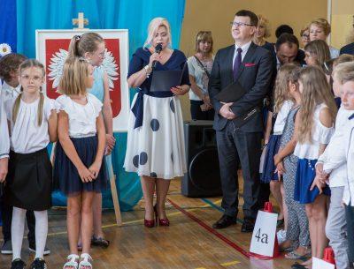 Inauguracja nowego roku szkolnego w ostrowieckich szkołach
