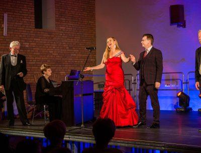 Galowy Koncert Noworoczny w Ostrowieckim Browarze Kultury