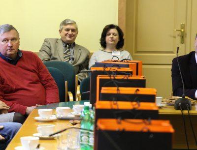 Rady Osiedlowe wspomagają pracę samorządu
