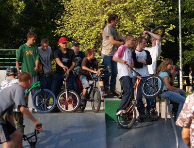 Ostrowiecki skatepark zyska nowoczesną formę