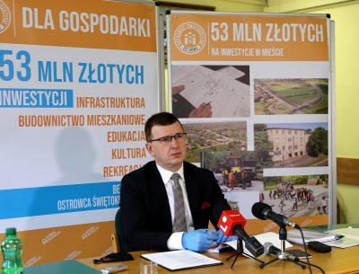 Prezydent Jarosław Górczyński zapowiada olbrzymi pakiet inwestycyjny: Ogłosimy osiemnaście przetargów o wartości ponad 53 mln złotych!