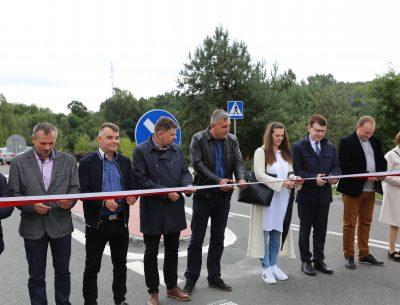 Ulica Ogrodowa połączyła kilka dzielnic