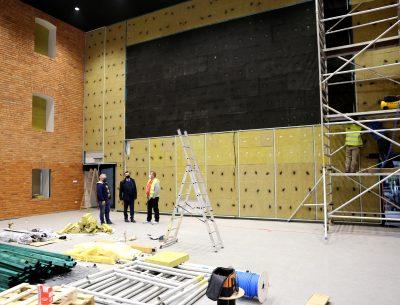 Powstaje kino w browarze kultury. Trwa też przebudowa ZDK