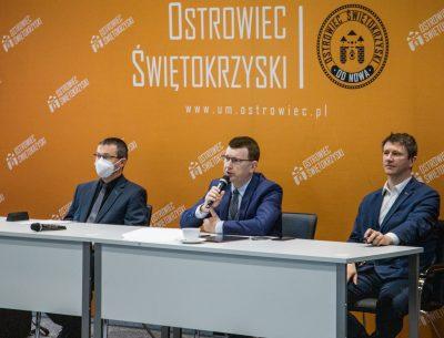 Prezydent spotkał się z przedstawicielami ostrowieckiego biznesu