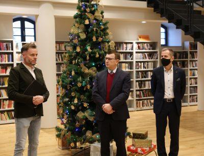 Powołanie nowego dyrektora Miejskiej Biblioteki Publicznej. Paweł Górniak w nowej roli