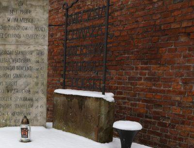 Pamięć o pomordowanych w styczniu 1944 roku ostrowczanach
