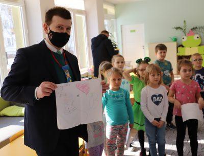 Ostrowieckie PP nr 12 z oddziałami integracyjnymi – przedszkole na miarę XXI wieku