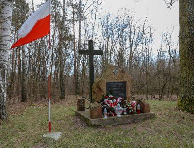 """77. rocznica bitwy pod Jeleńcem Oddziału AK """"Szarego"""""""