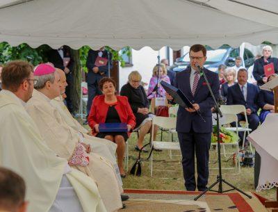 50 – lecie obecności Księży Sercanów w Denkowie