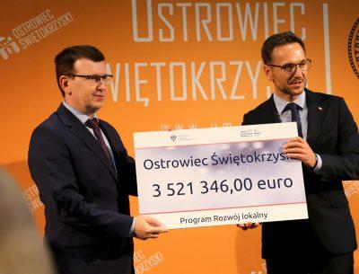 3.5 mln euro Funduszy Norweskich dla Ostrowca Świętokrzyskiego