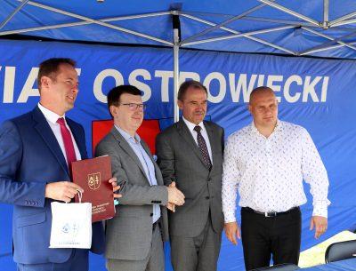 Wkrótce nowy standard ulic J. Samsonowicza oraz 11 Listopada